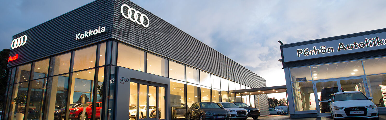 Pörhö Car Dealership